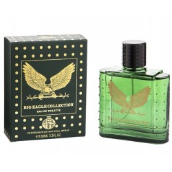 Big Eagle Green for men Real Time