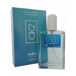 OK2 Pour Homme Eau De Toilette Spray 100 ML
