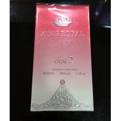 King Royal For Woman Eau De Parfum 100 ML - Close 2