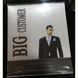 Big Customer For man Eau De Parfum 100 ML - Close 2