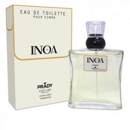 Inoa Femme Eau De Toilette Spray 100 ML