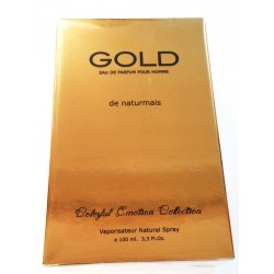 Gold Pour Homme Colorful Emotion Collection Eau de Parfum Spray 100 ml