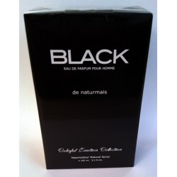 Black Pour Homme Colorful Emotion Collection Eau de Parfum Spray 100 ml