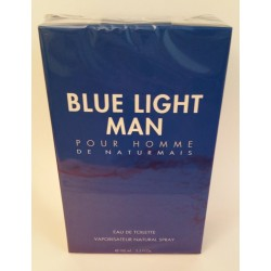 Blue Light Man Pour Homme Eau de Toilette Spray 100 ml