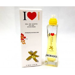 I Love Vainilla Eau De Toilette Spray 50 ML