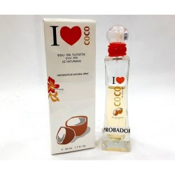 I Love coco Eau De Toilette Spray 50 ML