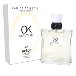 Ok Beautiful Femme Eau De Toilette Spray 100 ML