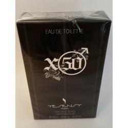 X50 Pour Homme Eau De Toilette 100 ML - Yesensy