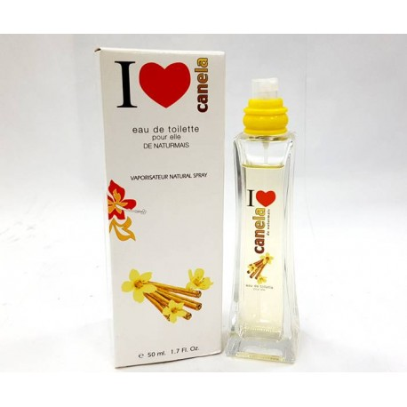 I Love Canela Eau De Toilette Spray 50 ML