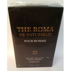 The Roma de Naturmais Pour Homme Eau de Toilette Spray 100 ml