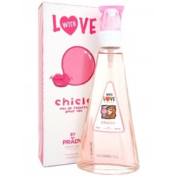 I Love Chicle Eau De Toilette Spray 115 ML