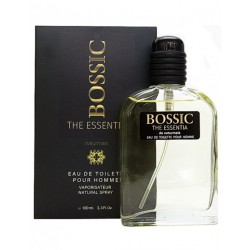 Bossic The Essentia Pour Homme Eau de Toilette Spray 100 ml
