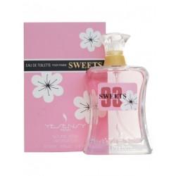 Sweets Pour Femme Eau De Toilette 100 ML - Yesensy
