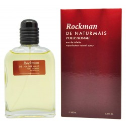 Rock Man de Naturmais Homme Eau de Toilette Spray 100 ml