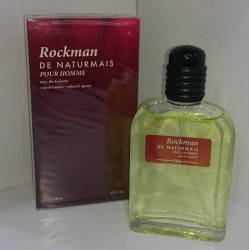 Rock Man de Naturmais Homme Eau de Toilette Spray 100 ml