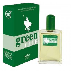 Green Club Homme Eau De Toilette Spray 100 ML