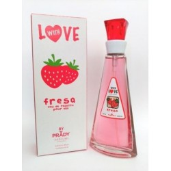 I Love fresa Eau De Toilette Spray 115 ML