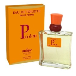 Poem Femme Eau De Toilette Spray 100 ML