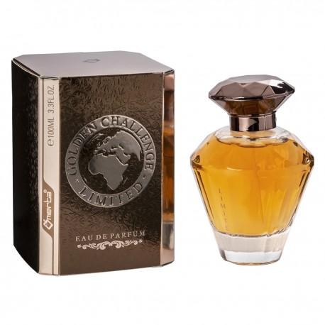 Golden Challenge Limited for women Eau de Parfum Spray 100 ML