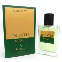Esentia Wave Pour Homme Eau De Toilette 100 ML - Yesensy