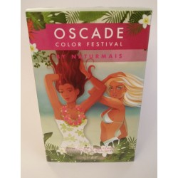 Oscade Color Festival by Naturmais Eau De Toilette Spray 100 ML