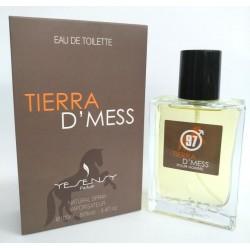 Tierra D'mess pour Homme Eau De Toilette 100 ML - Yesensy