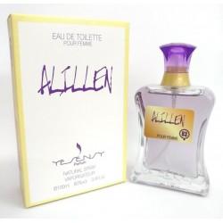 Alillen pour Femme Eau De Toilette 100 ML - Yesensy