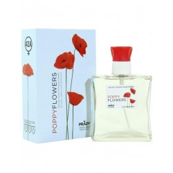 Poppy Flowers Pour Femme Eau De Toilette Spray 100 ML
