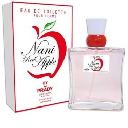 Nani Red Apple Eau De Toilette Spray 100 ML