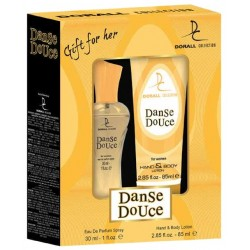 Estuche Set - Gift for Her Dance Douce For Women Eau De Toilette 30 ML + Lotion Body 50 ML - Dorall Collection