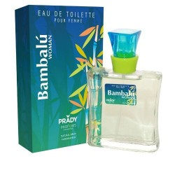 Bambalu Woman Eau De Toilette Spray 100 ML