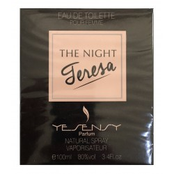 The night Teresa Femme Eau De Toilette 100 ML - Yesensy