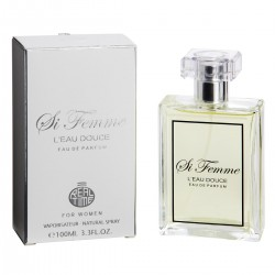 Si Femme Eau de parfum for women 100 ml - Real Time