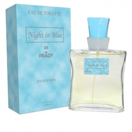 Night In Blue Femme Eau De Toilette Spray 100 ML