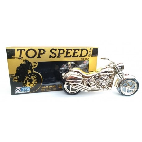 Top Speed Gold Pour Homme Eau de Parfum spray 30+50 ML