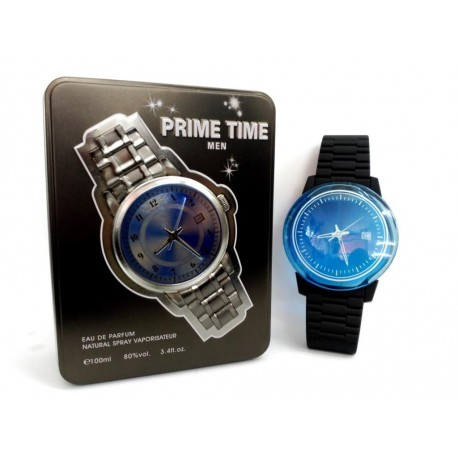 Prime Time Pour Homme Eau de Parfum spray 100 ML Blue