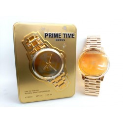 Prime Time Pour Femme Eau de Parfum spray 100 ML Gold