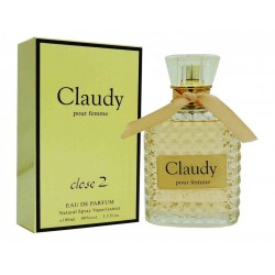 Claudy for Woman Eau De Parfum 100 ML - Close 2