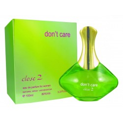 Don't Care for Woman Eau De Parfum 100 ML - Close 2