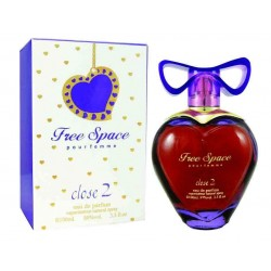 Free Space for Woman Eau De Parfum 100 ML - Close 2
