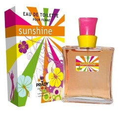 Sunshine Femme Eau De Toilette Spray 100 ML