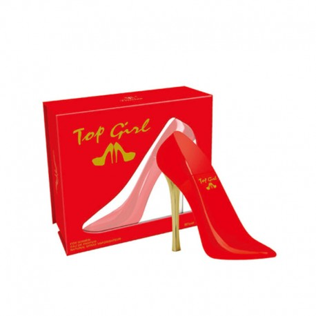 Top Girl Red Pour Femme Eau de Parfum spray 100 ML