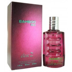 Bamboo Red For man Eau De Parfum 100 ML - Close 2