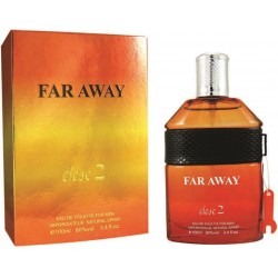 Far Away For man Eau De Parfum 100 ML - Close 2
