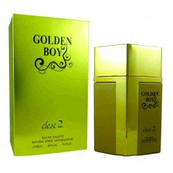 Golden Boy For man Eau De Parfum 100 ML - Close 2