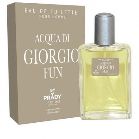 Acqua Di Giorgio Fun Homme Eau De Toilette Spray 100 ML