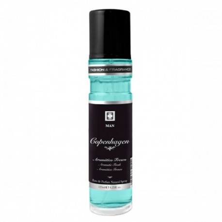 Fashion & Fragrances Man Nº5 COPENHAGEN EDP Spray 125 ML