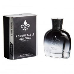 Accountable Style Edition for men Eau de Toilette Spray 100 ML Omerta