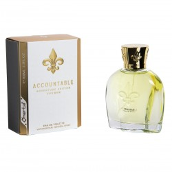 Accountable Adventure Edition for men Eau de Toilette Spray 100 ML Omerta