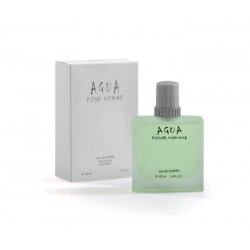 Agua Pour Homme For Men Eau De Toilette 100 ML - Jamè